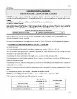 Conseil Municipal 15 juin 2020