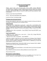 Conseil Municipal 23 Mai 2020
