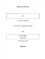 Extrait Budget Primitif 2020