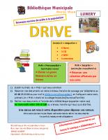 Info drive