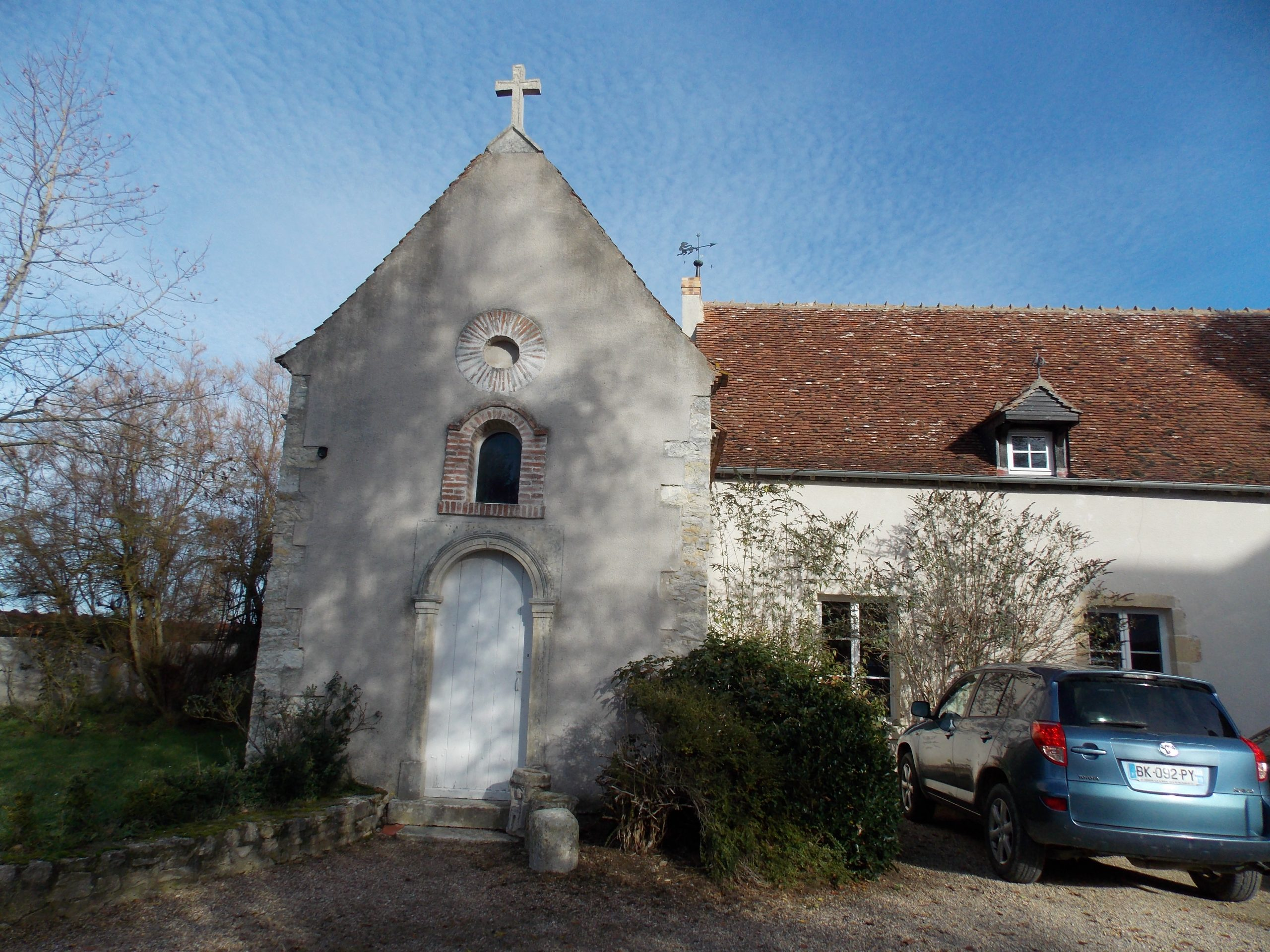 La Chapelle de La Vergne